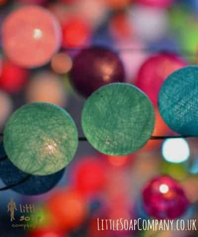 Make your own beauty advent calendar~ LittleSoapCompany.co.uk