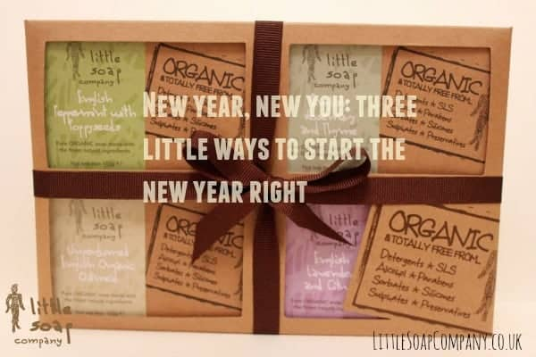 New year new you_ three little ways to start the new year right~ LittleSoapCompany.co.uk