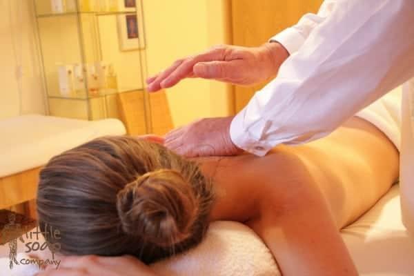 Five Little Benefits of Massage_LittleSoapCompany.co.uk