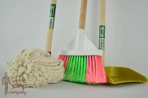Green Your Cleaning Routine Today_LittleSoapCompany.co.uk