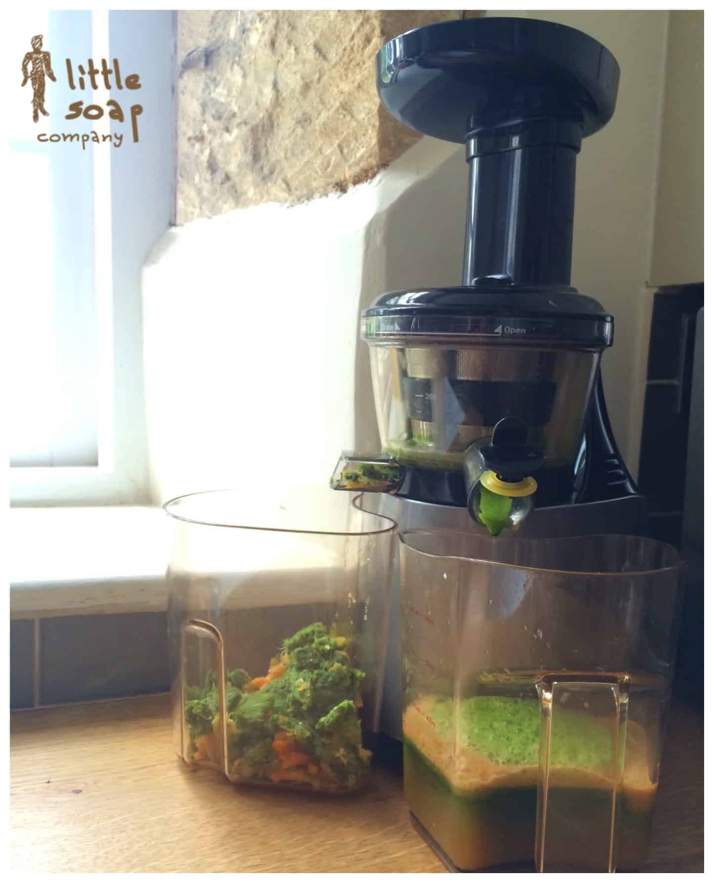 8 reasons why juicing should be your way of life~ LittleSoapCompany.co.uk