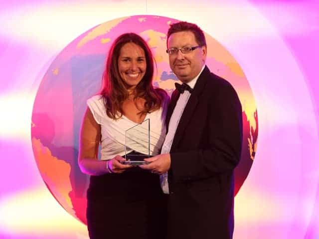 Emma Heathcote James -Entrepreneur of the Year sponsored by Worcestershire Ambassadors