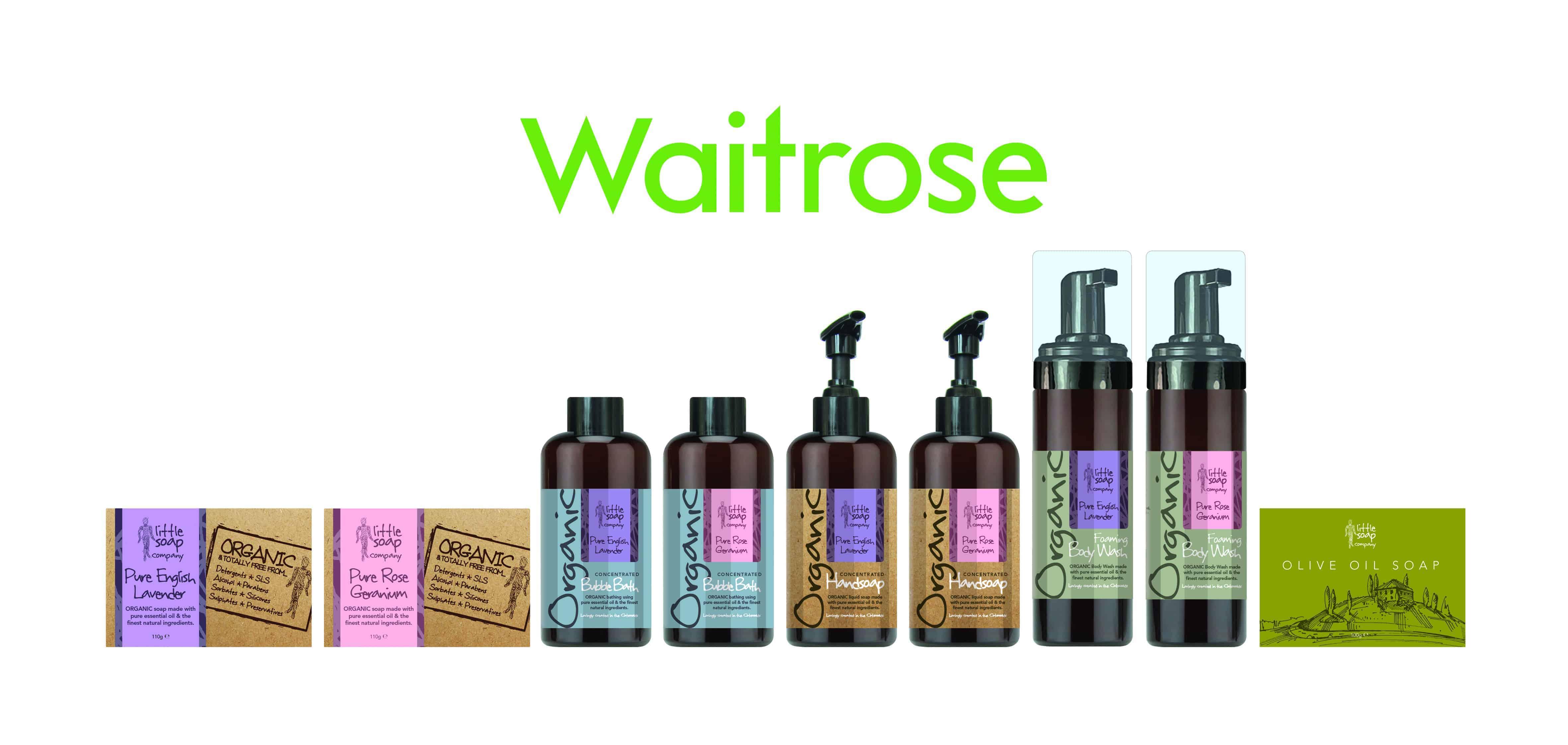 Waitroseproduct range*
