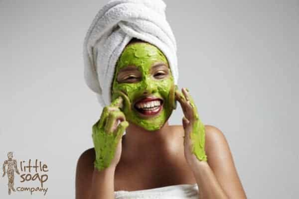 Three Super Simple All Natural Face Masks to Make at Home_LittleSoapCompany.co.uk