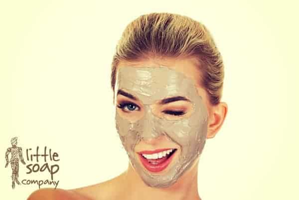 Three Little all Natural Face Masks for Glowing Skin_LittleSoapCompany.co.uk