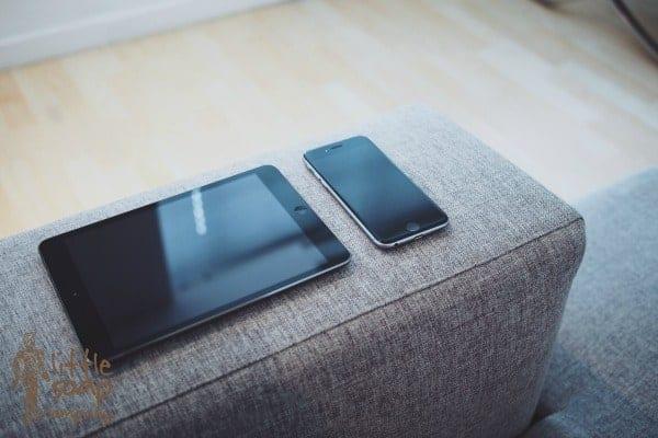 Tips for taking a regular technology break_LittleSoapCompany.co.uk