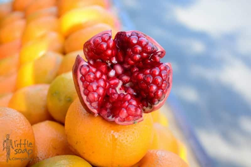 Three Little Super Foods to Eat in March_LittleSoapCompany.co.uk