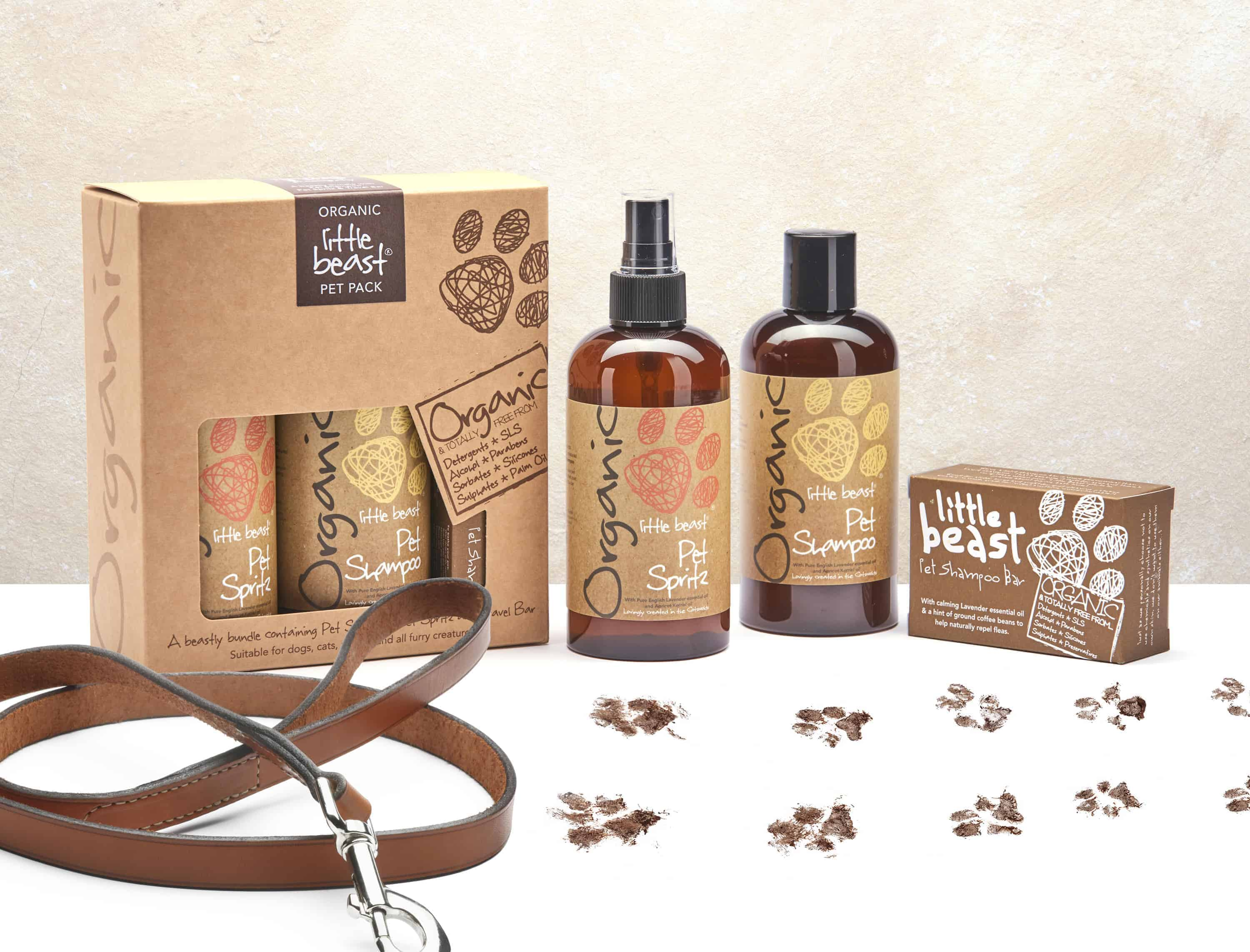 Three Little Tips to Help Your Dog Enjoy Bath Time_Littlesoapcompany.co.uk