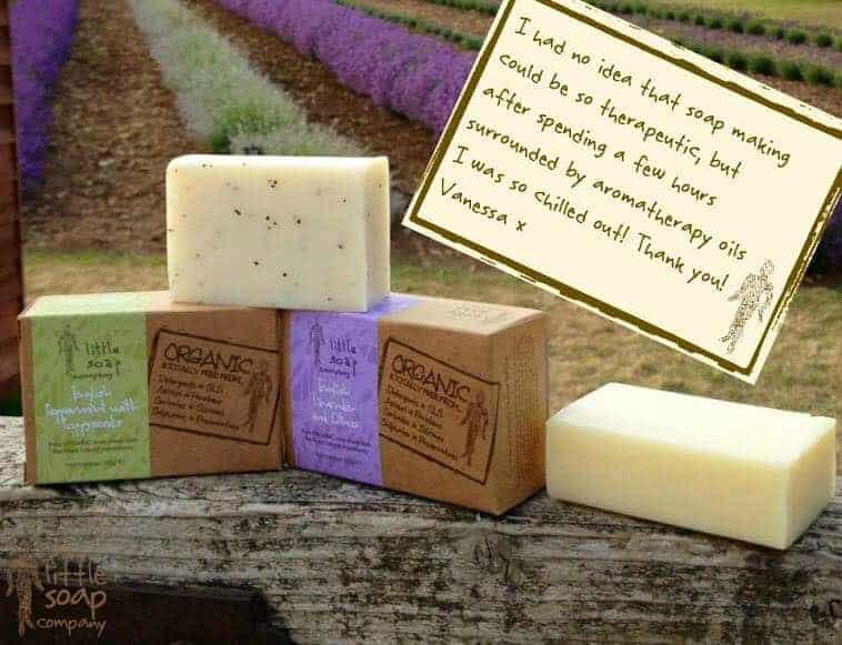 Pourquoi vous pouvez (et devriez) utiliser du savon naturel sur votre Face_LittleSoapCompany.co.uk