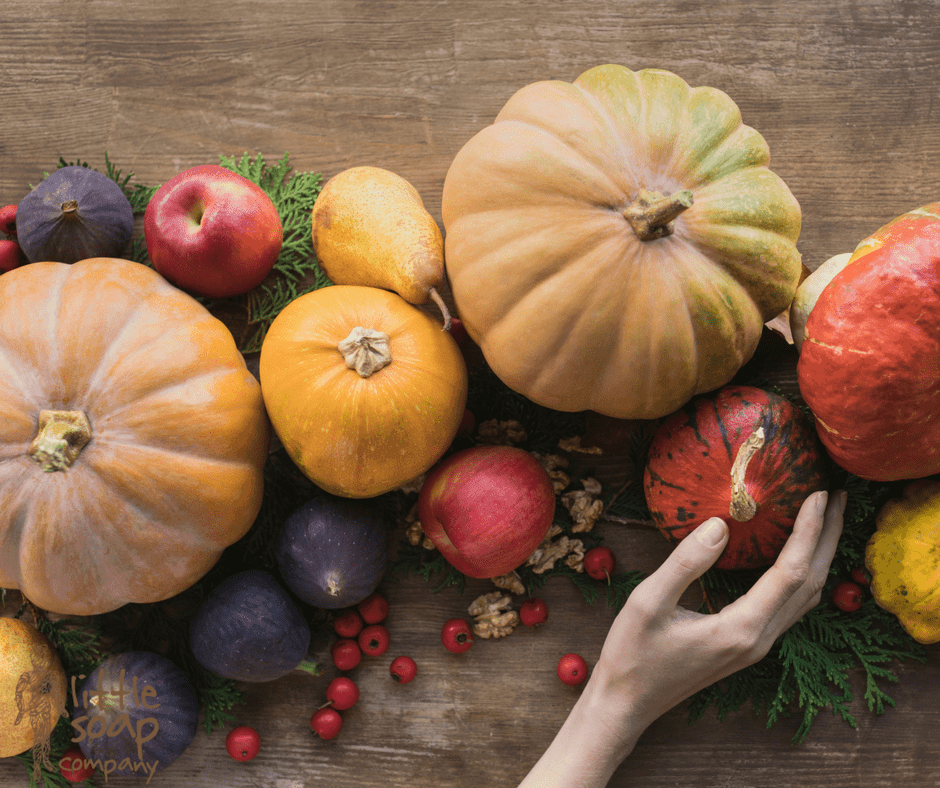 Three Super Foods to Eat During Autumn_LittleSoapCompany.co.uk