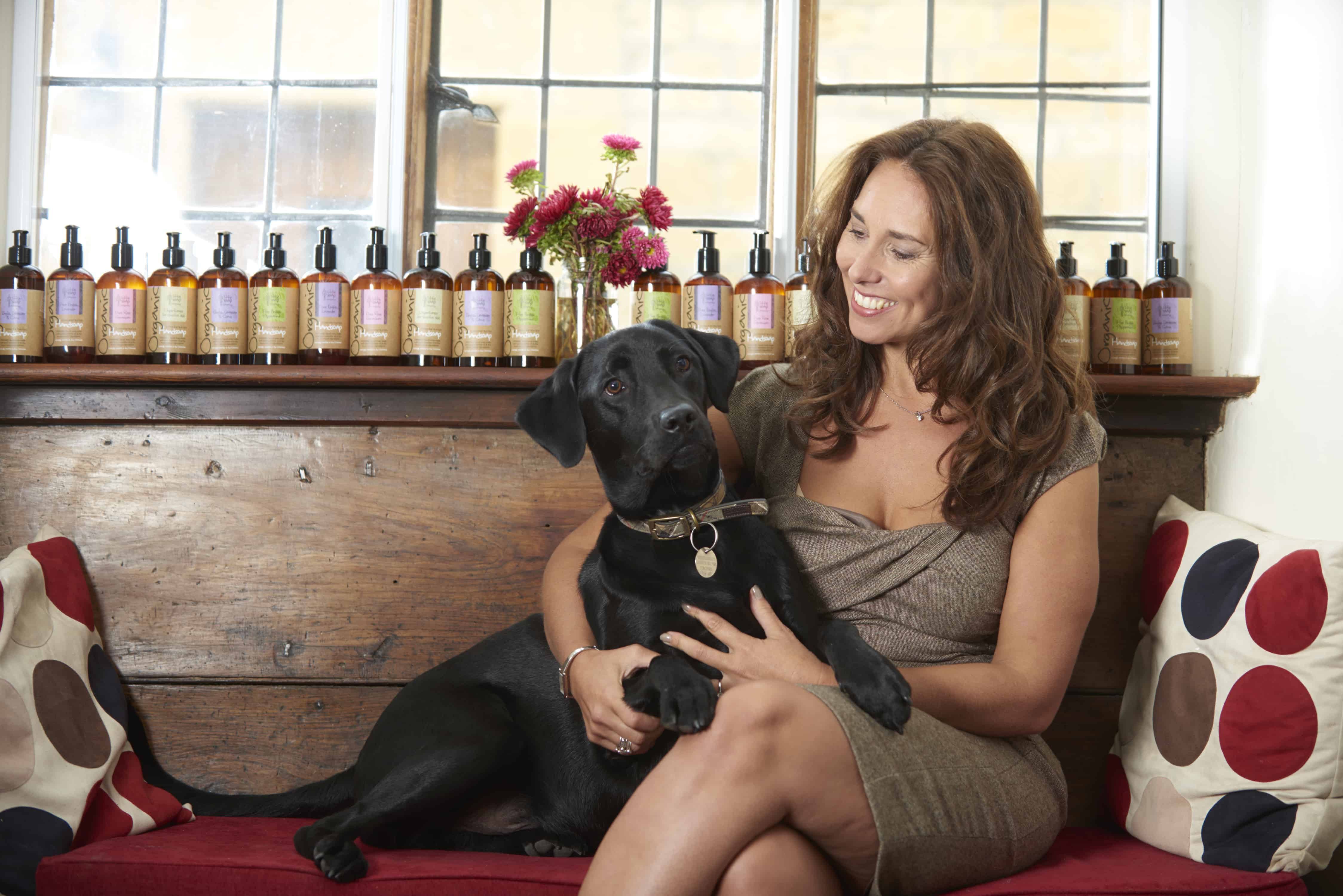 Three reasons why owning a dog can improve emotional wellbeing_LittleSoapCompany.co.uk