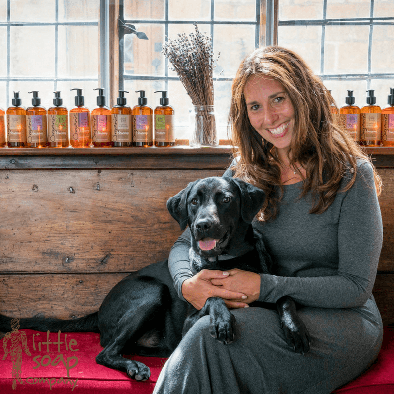 Five Great Little Reasons Why Dog Owners are Happier and Healthier_LittleSoapCompany.co.uk