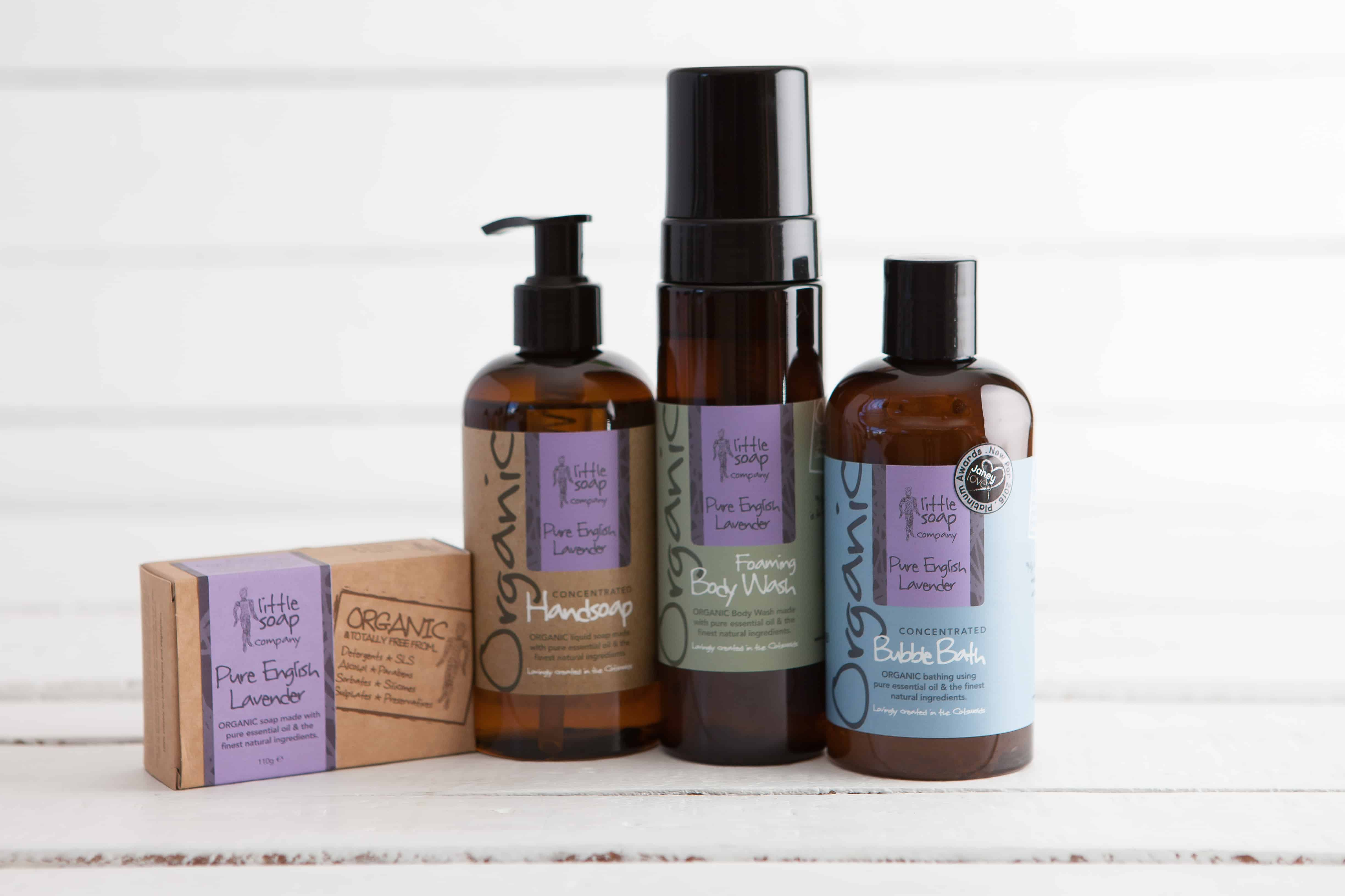 Three Little Reasons Why Lavender is Great for Winter_LittleSoapCompany.co.uk