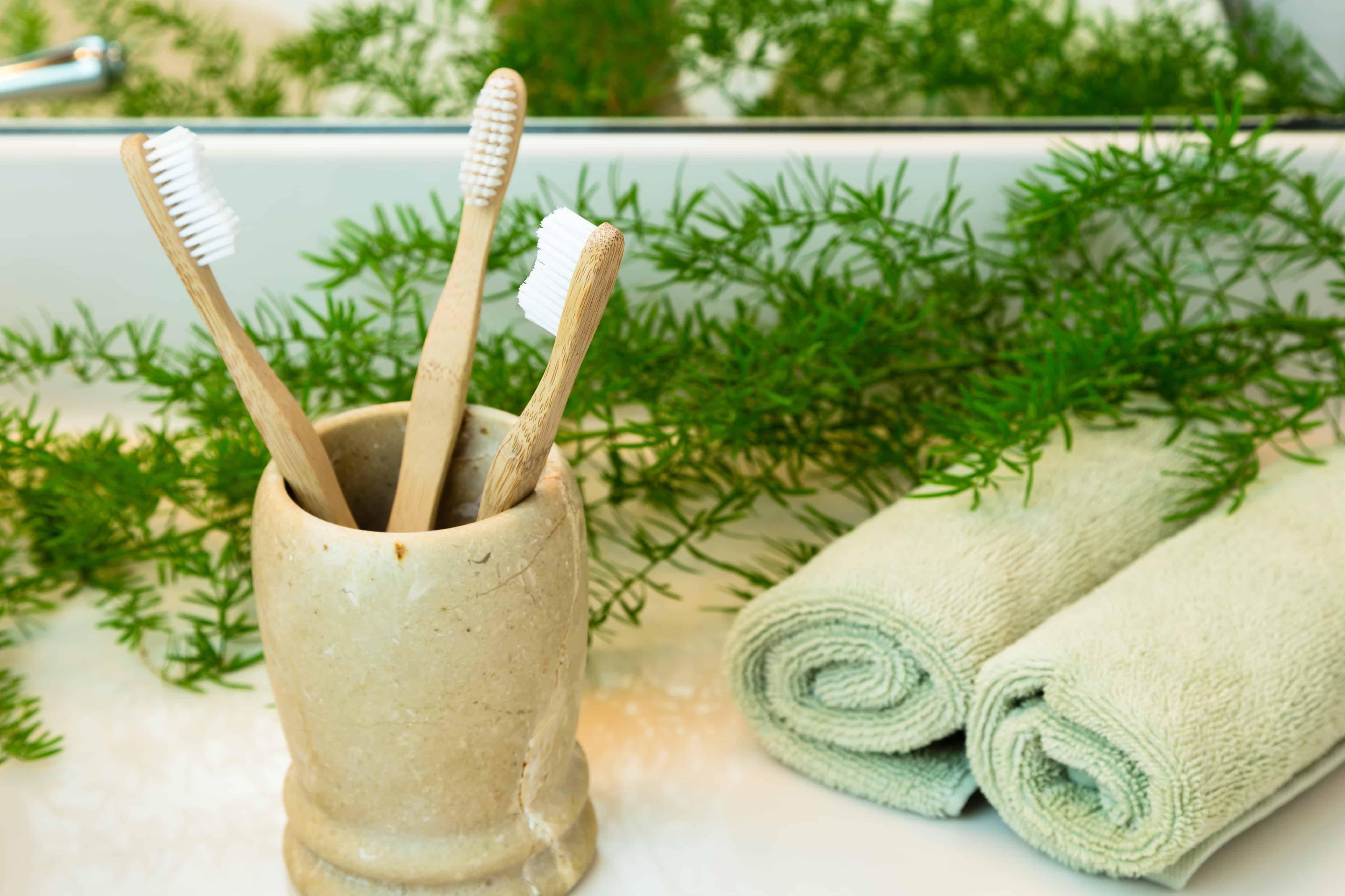 Three Easy Bathroom Swaps to Reduce Plastic Use_LittleSoapCompany.co.uk