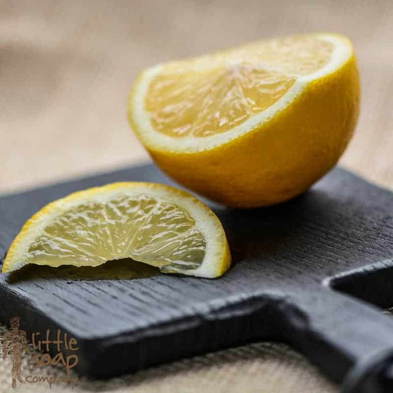 Three Little Ways to Make Lemon Part of Your Beauty Routine_LittleSoapCompany.co.uk