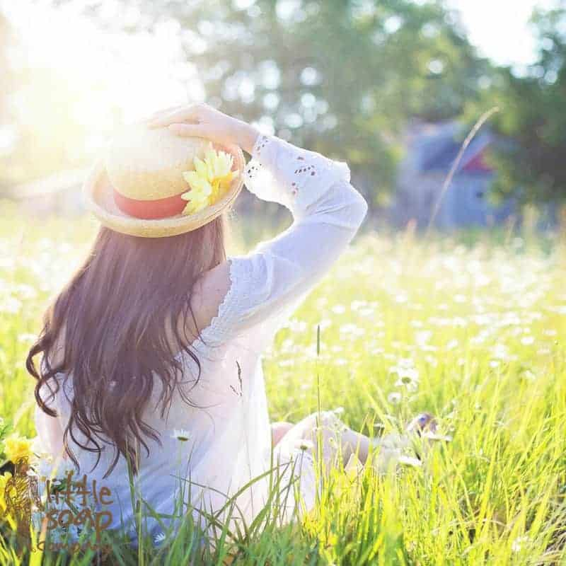 Three Little Eco Friendly ways to Protect Your Skin this Summer_LittleSoapCompany.co.uk