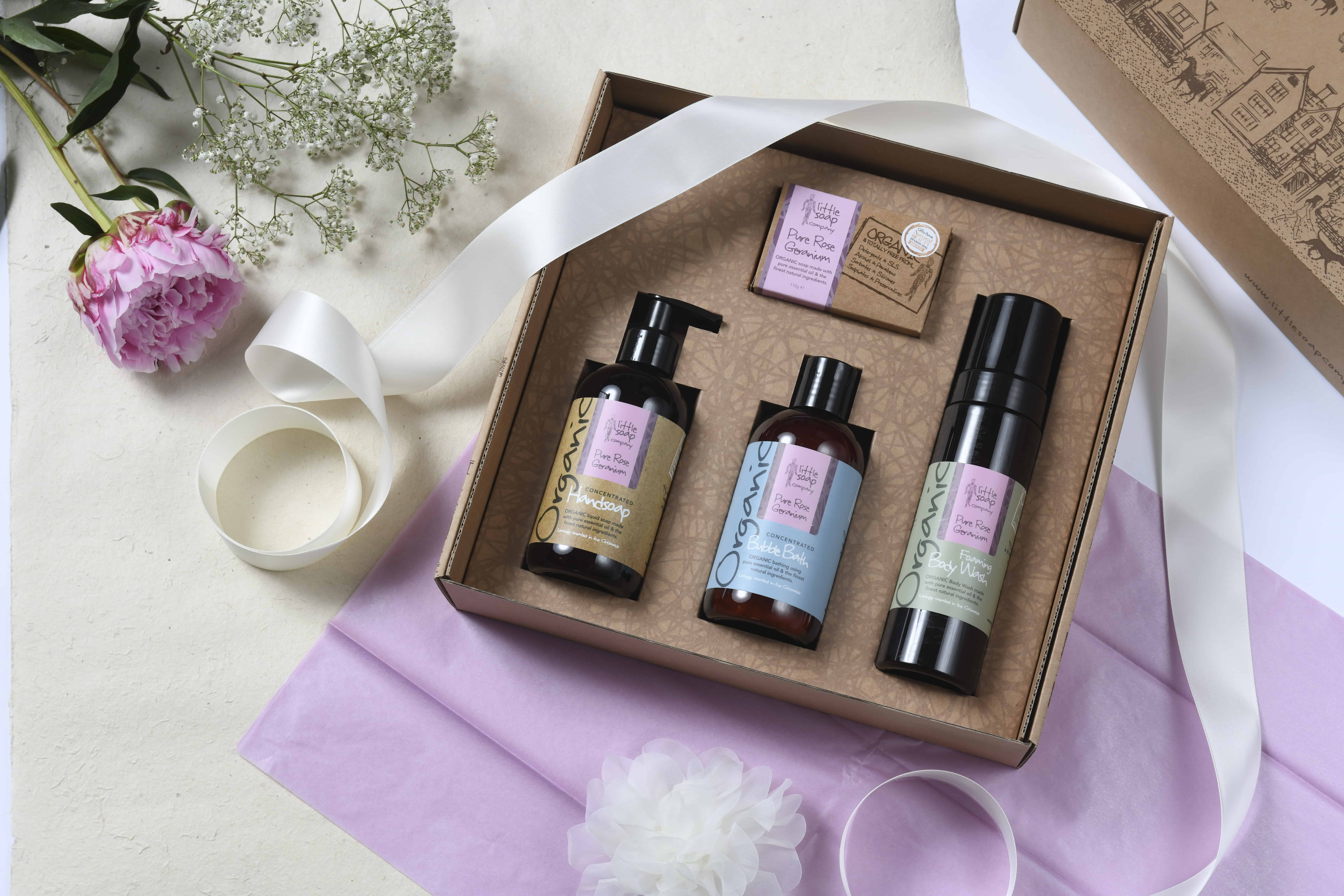 Three Little Last Minute Gift Ideas_ Little Soap Company.co.uk