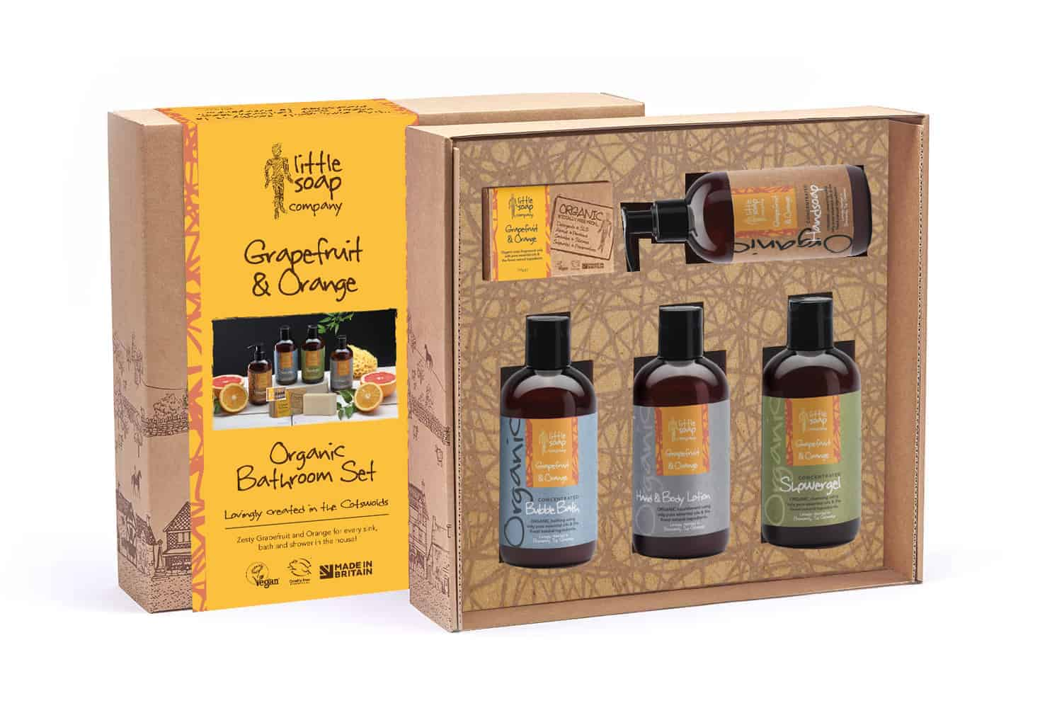 A Little Soap Gift Pack for Every Budget_LittleSoapCompany.co.uk
