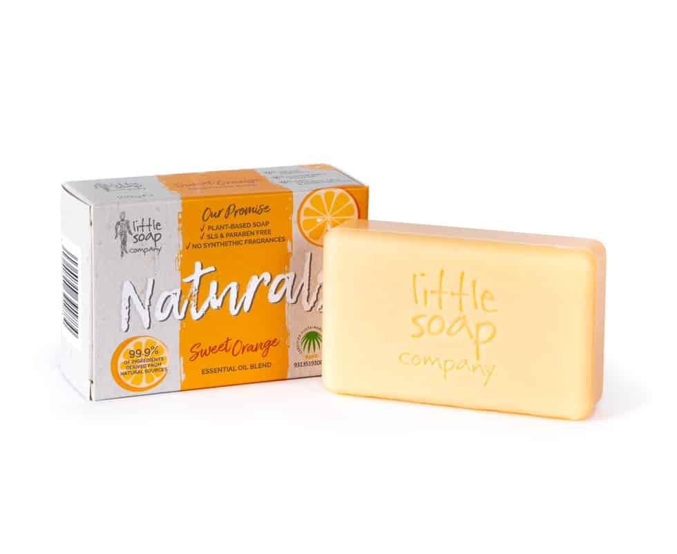 Spotlight on the Little soap Naturals Range_LittleSoapCompany.co.uk