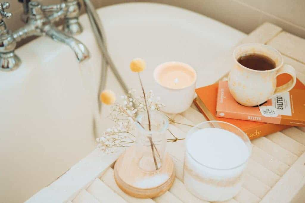 Three Little Self Care Tips for emotional wellbeing_LittleSoapCompany.co.uk