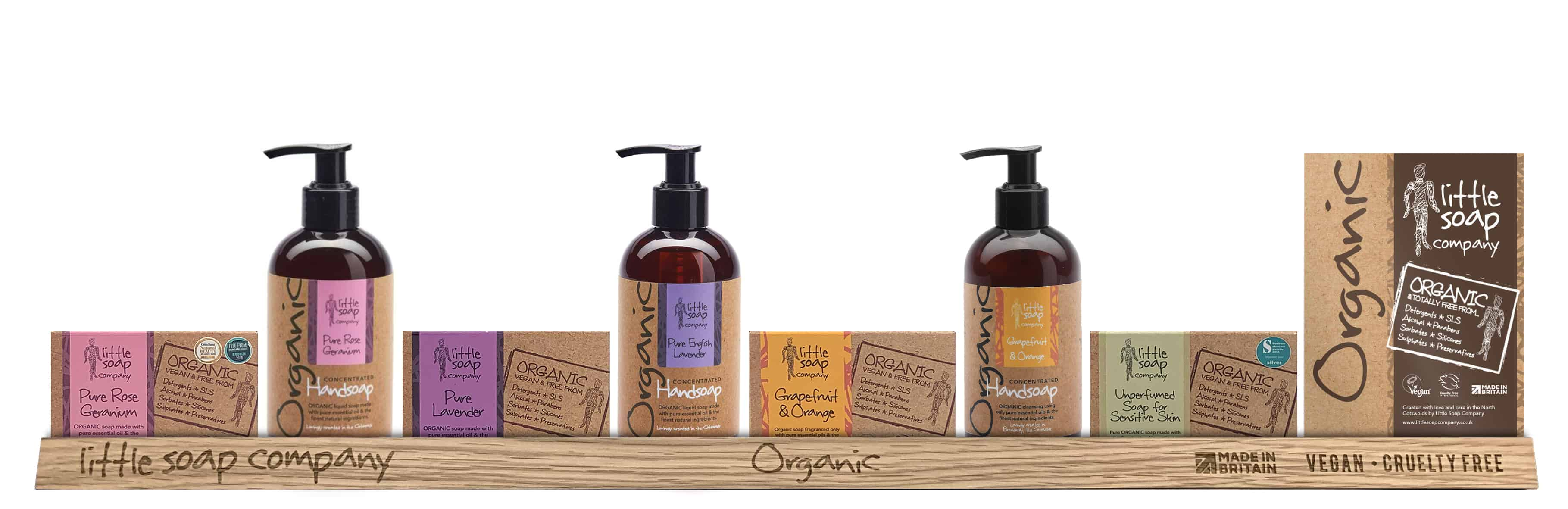 Organic September: Three Little Reasons to Choose Organic For Your Family _LittleSoapCompany.co.uk