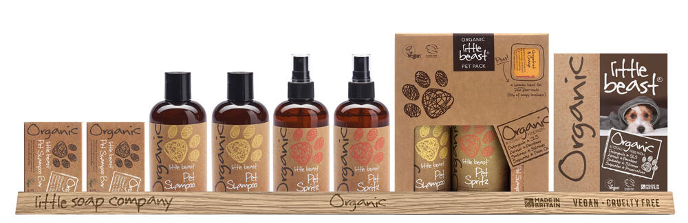 How Green is Your Dog Routine_LittleSoapCompany.co.uk