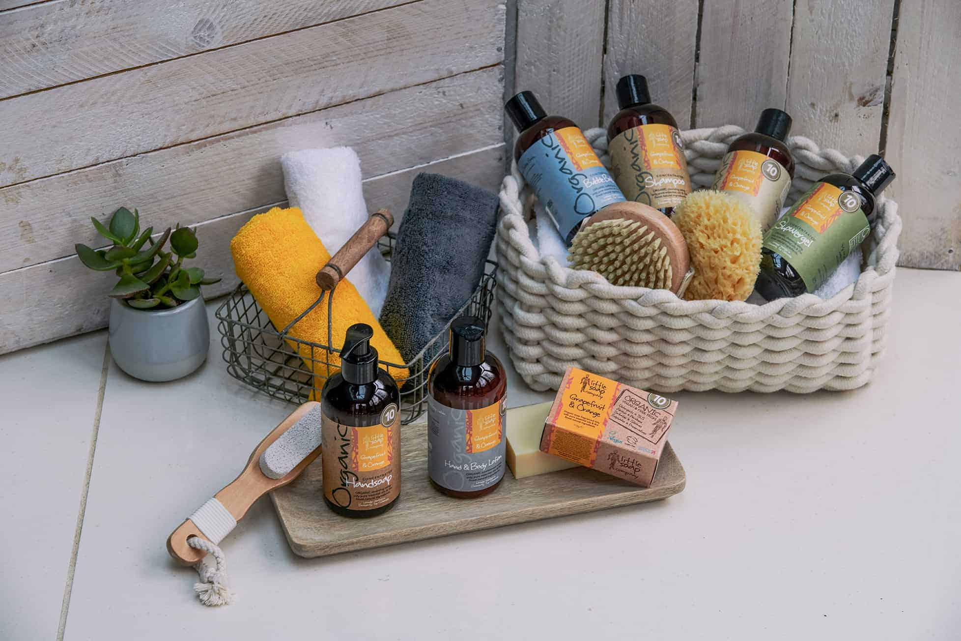Green Gifting Ideas for Mother's Day_LittleSoapCompany.co.uk