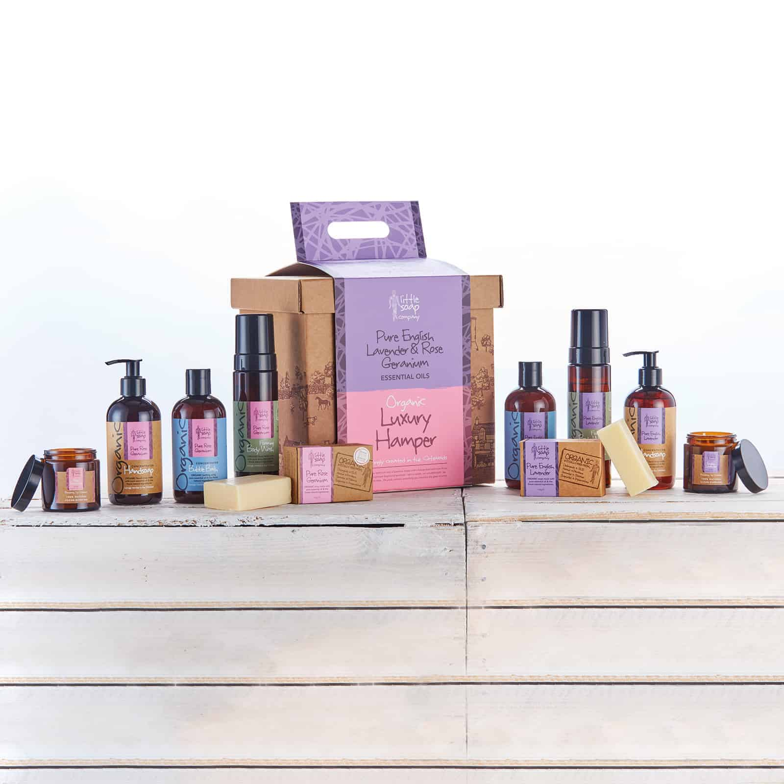 Mother's Day Gift Inspiration_LittleSoapCompay.co.uk