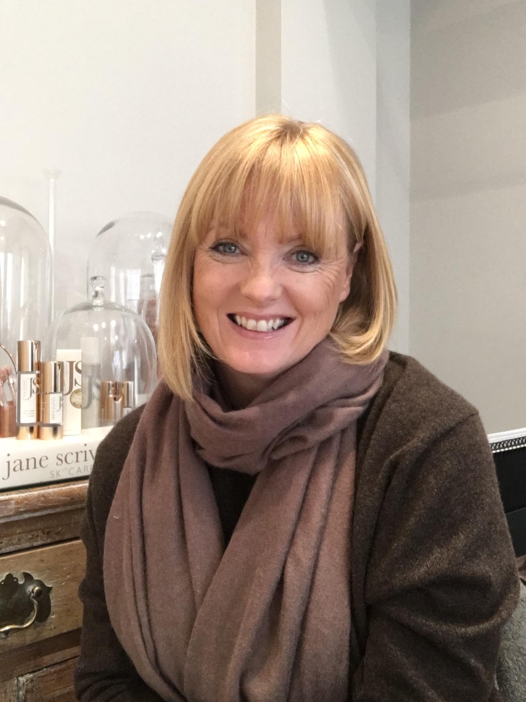 Q&A with Jane Scrivner
