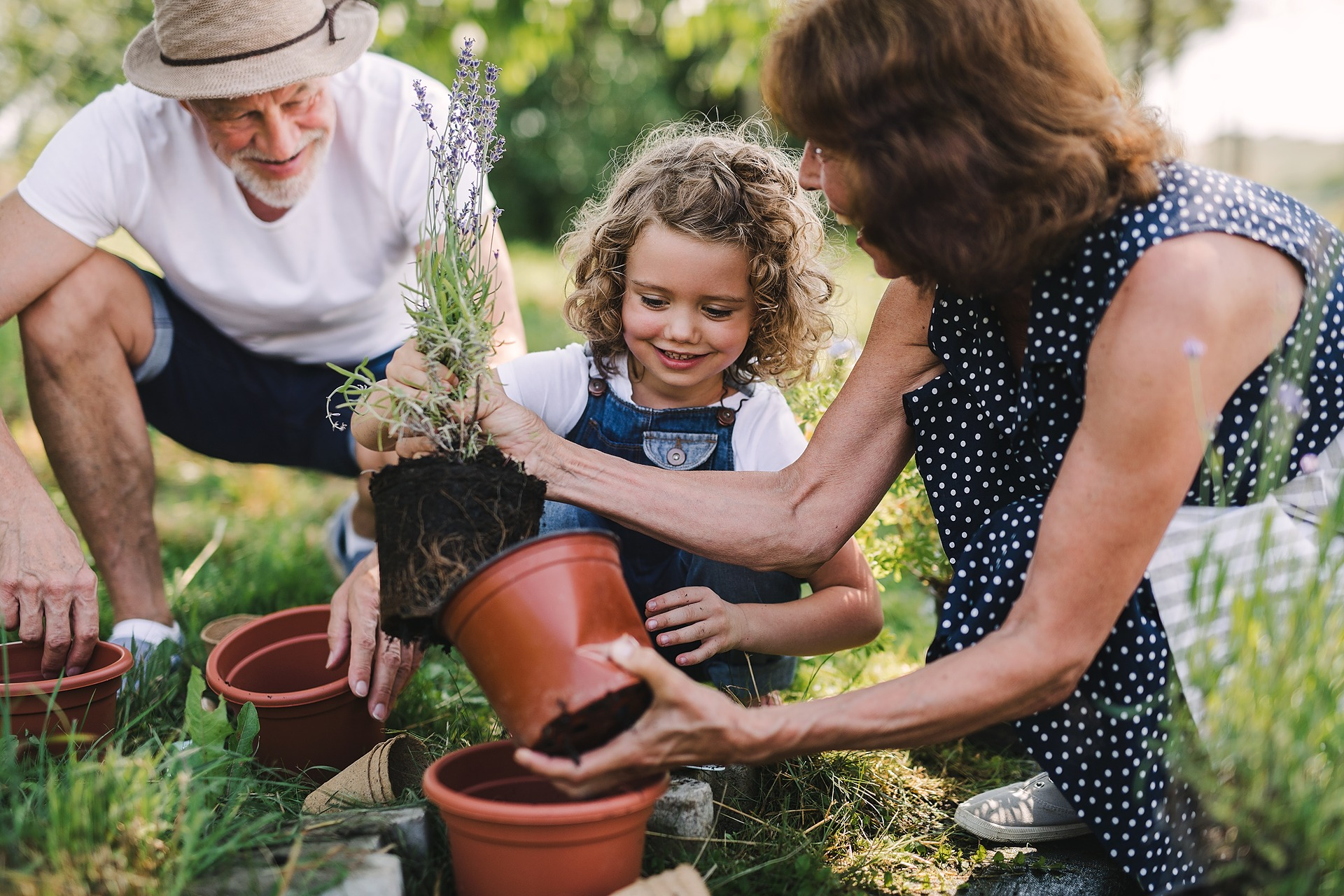 Organic September: Three Little Reasons to Choose Organic For Your Family