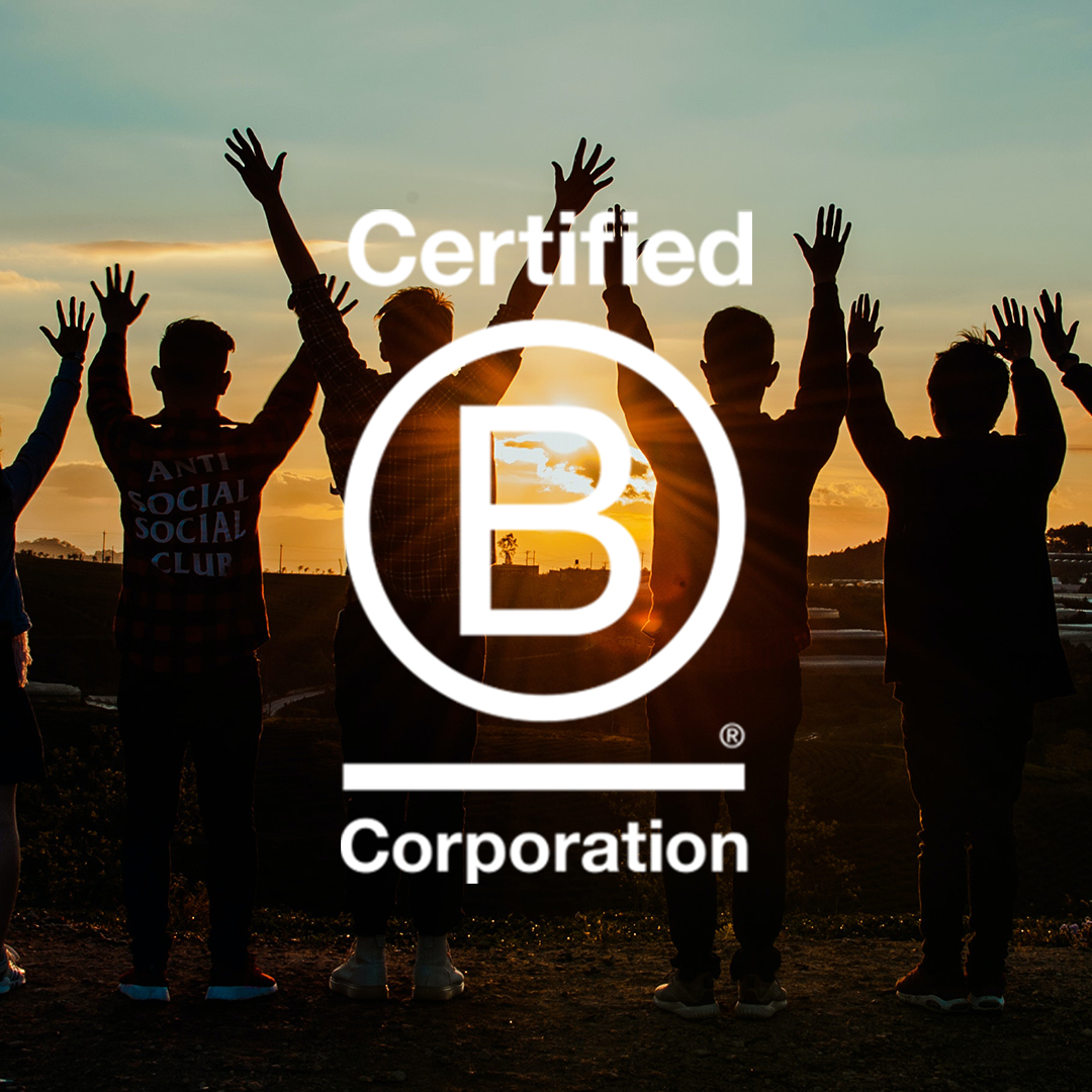 Little Soap Company is a Certified B Corporation
