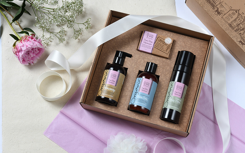 A Little Soap Gift Pack for Every Budget