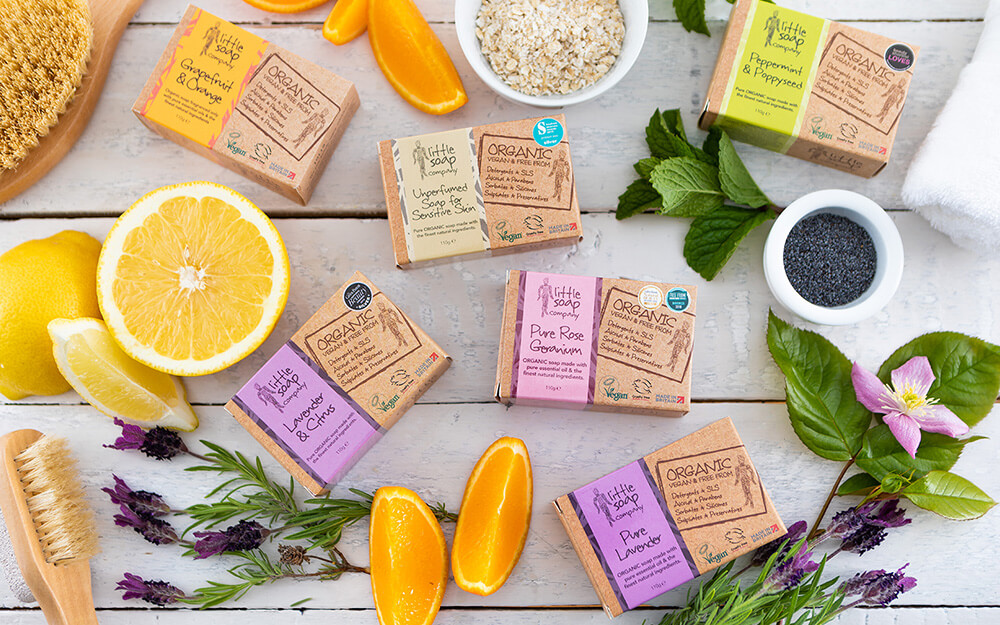 How Little Soap Works towards Sustainability