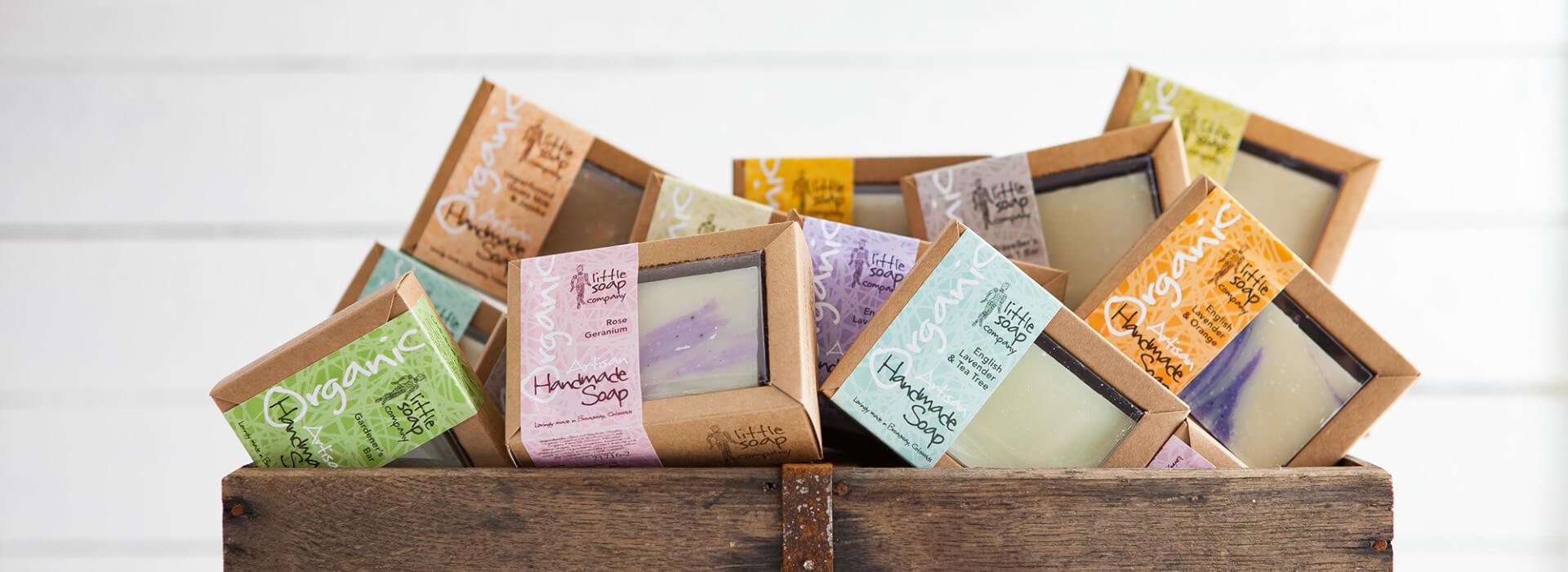 Soap crate