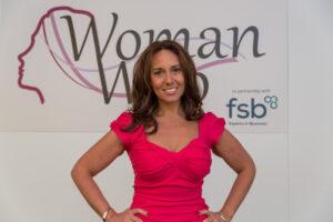 woman who awards