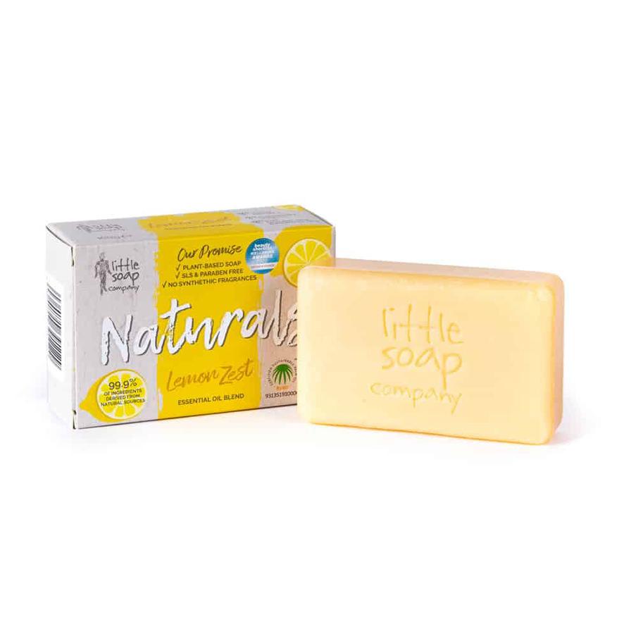 Citrus Soaps for Refreshing Summer Skin_LittleSoapCompany.co.uk