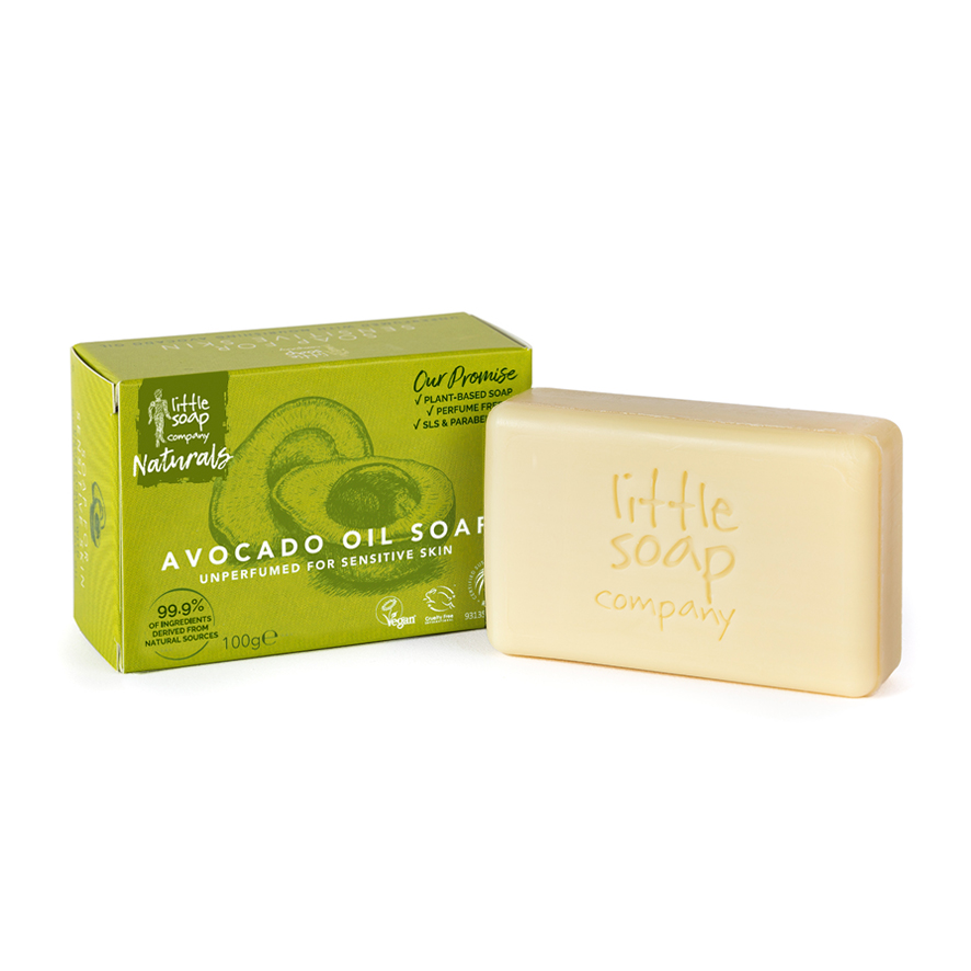 Baby Bedtime: Soothing Soap for Your Little One_LittleSoapCompany.co.uk