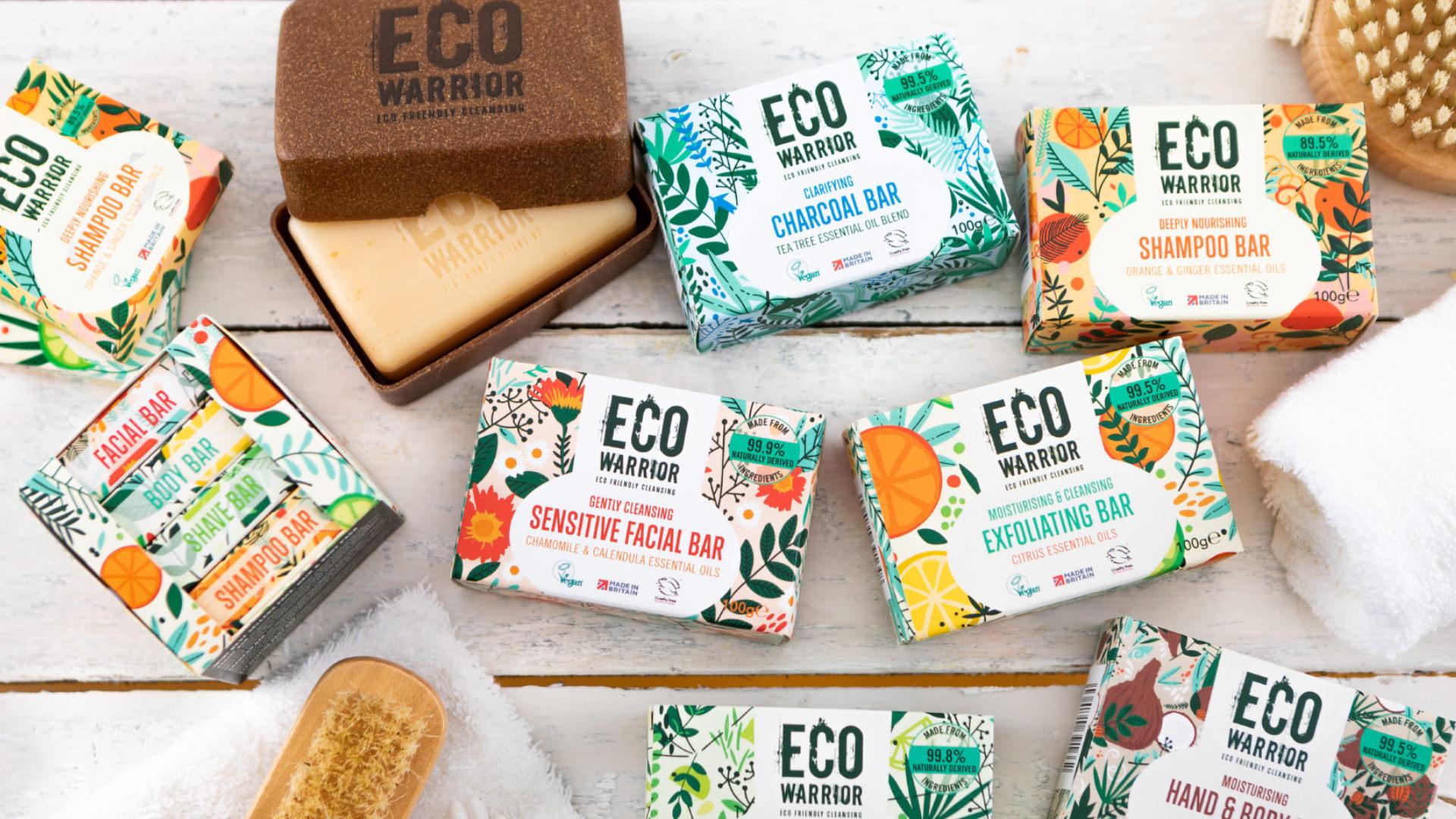 Eco Warrior Soap