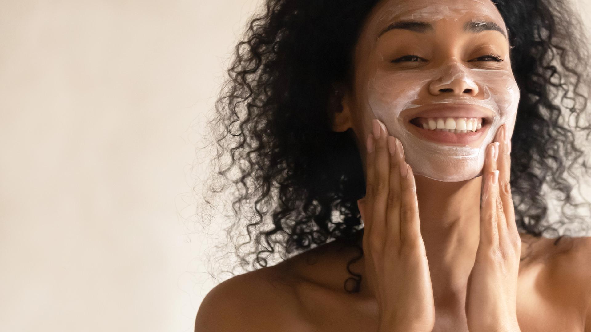 Natural Face Wash