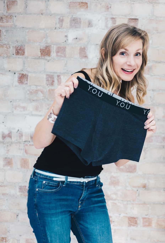 Organic Products: Q&A with Y.O.U Underwear founder Sarah Jordan