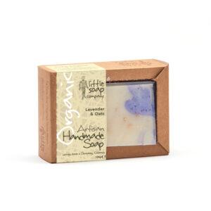 Oats artisan soap