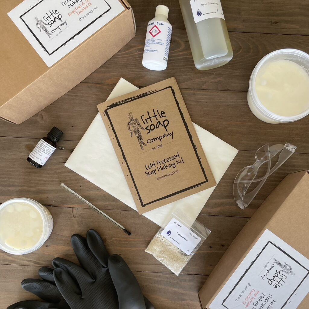 Soap School at Home: introducing our brand new soap and bath bomb kits_ LittleSoapCompany.co.uk