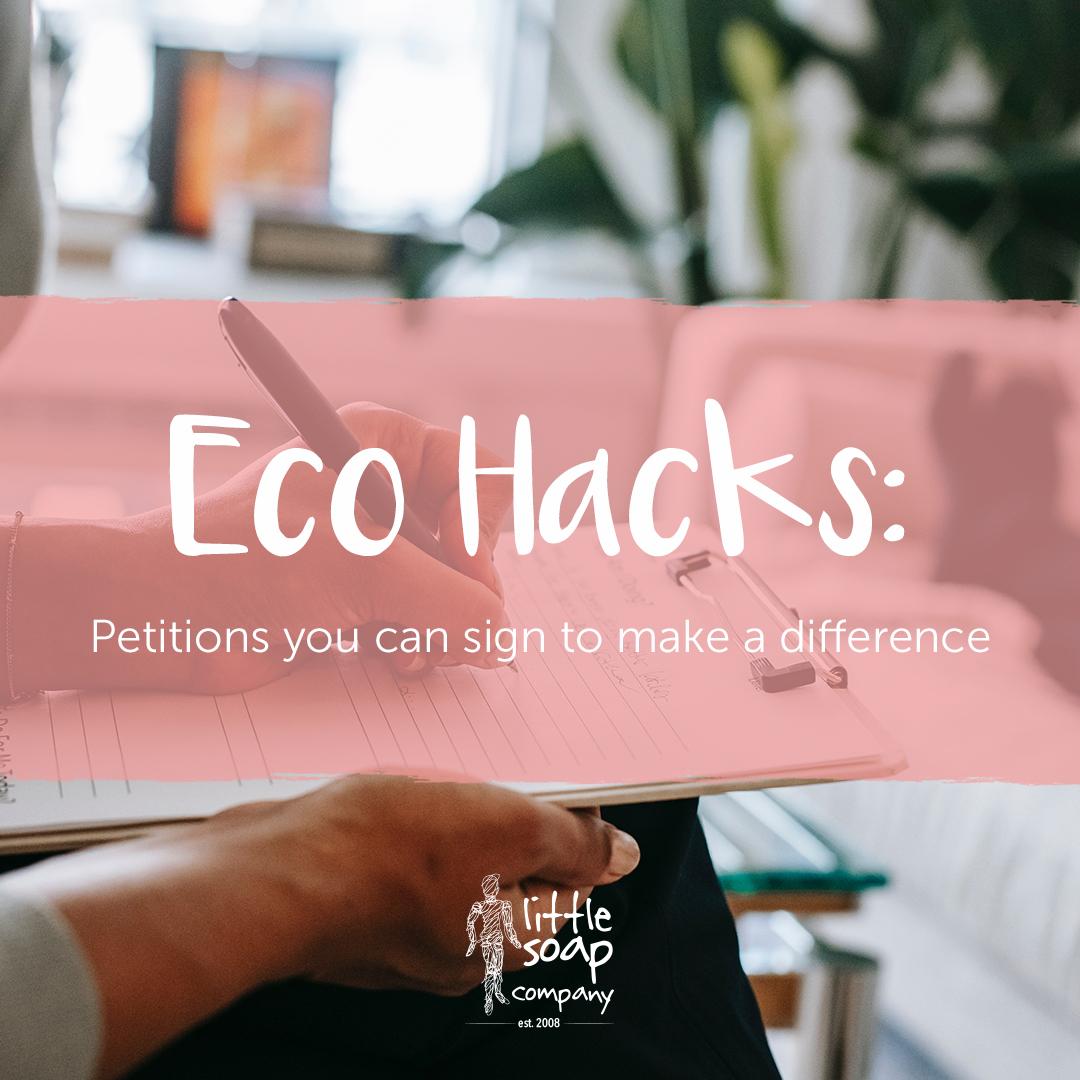 Eco hacks