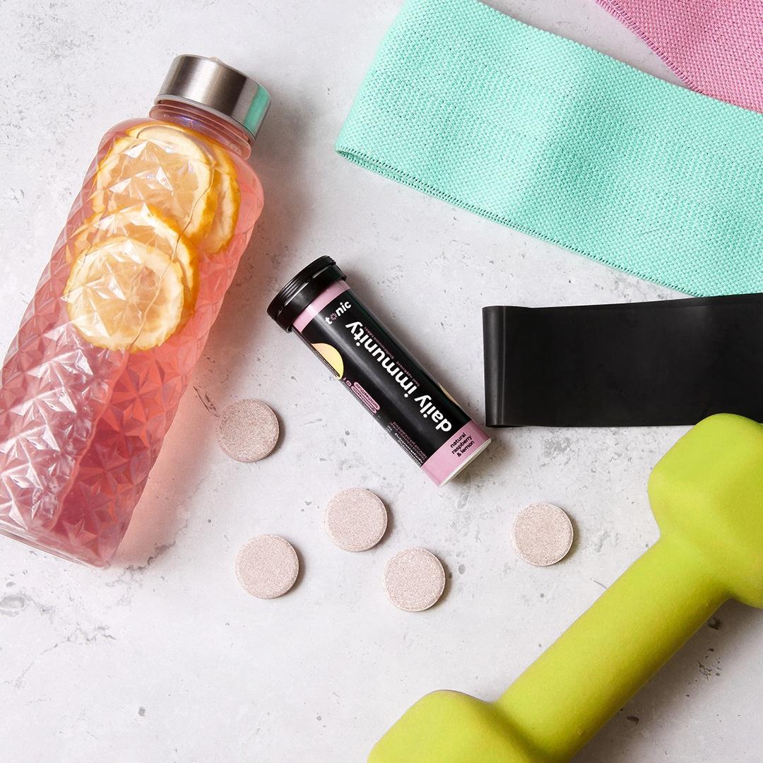 Tonic Health x Little Soap Company