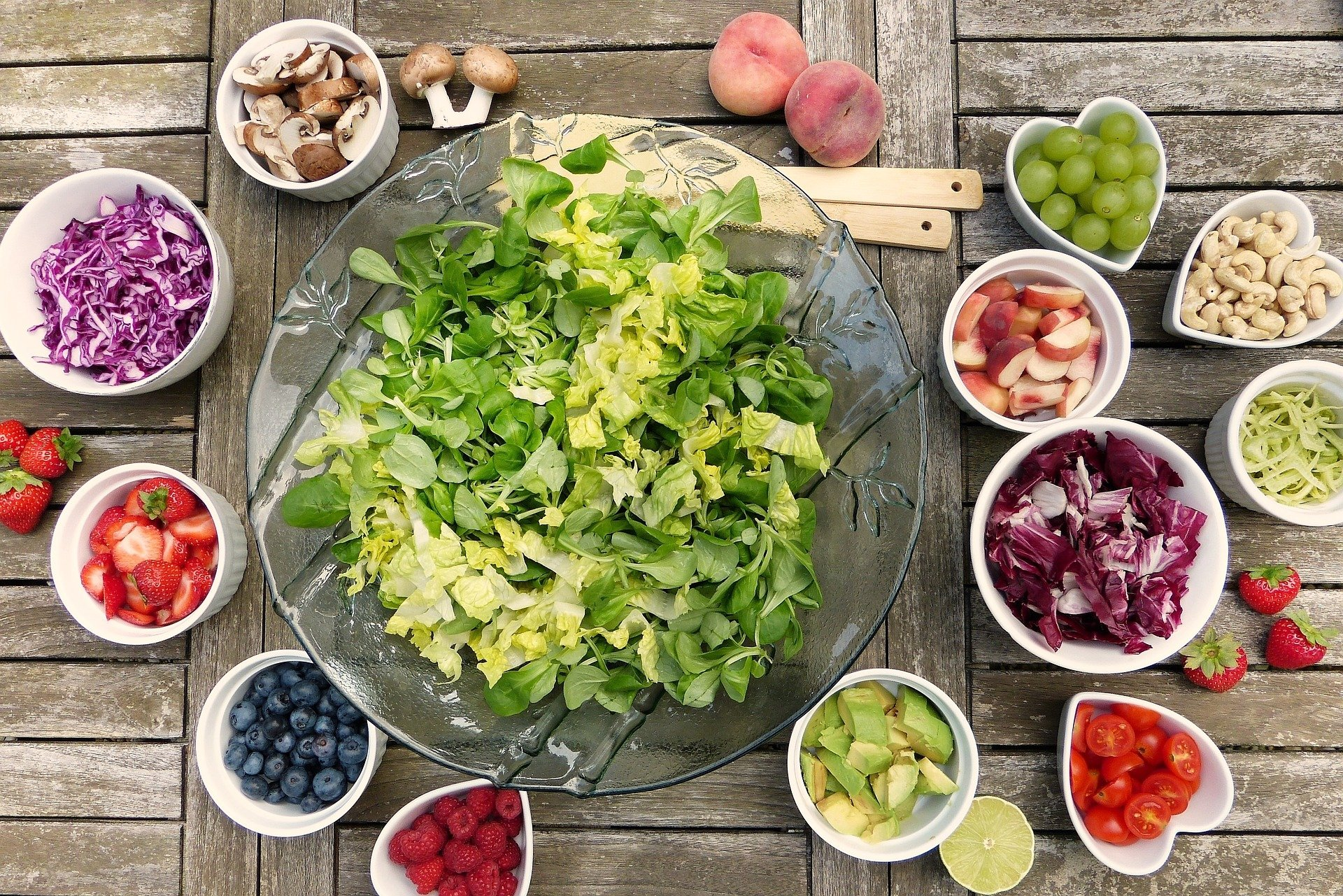 Three Little Tips: Healthy Eating for Your Skin