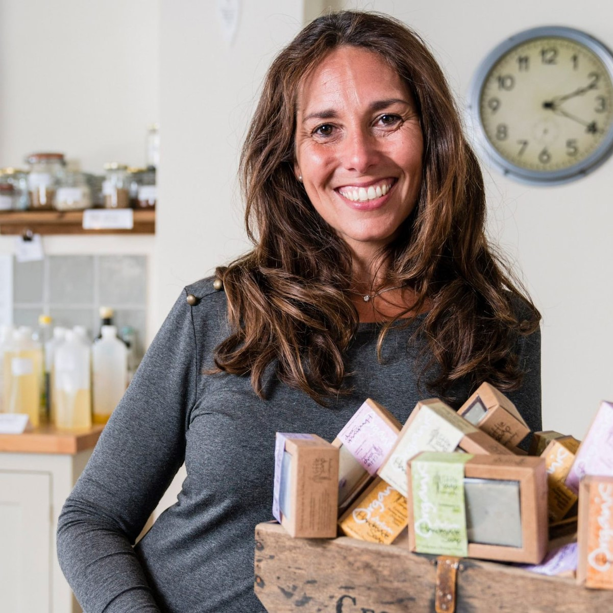 Behind the Soap: Why we Use the Ingredients we Use