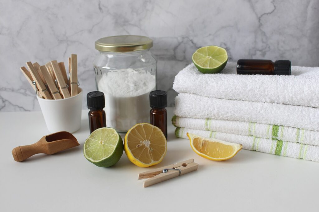 Eco Cleaning Hacks for Summer-LittleSoapCompany.co.uk