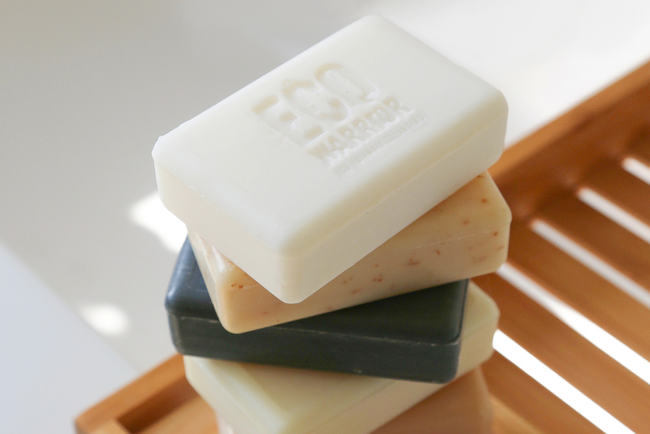 Three Little Uses for Your Left-Over Soap Scraps