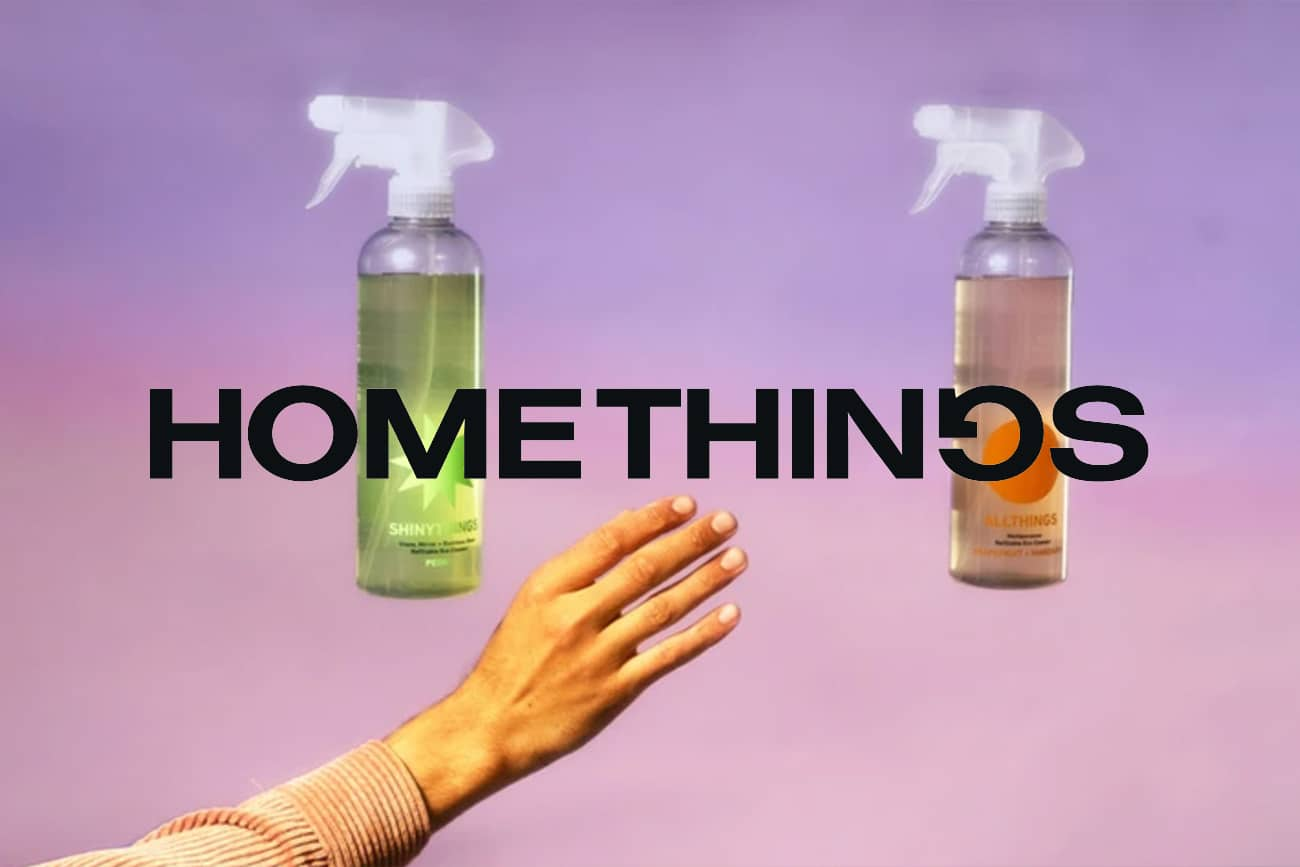 Homethings – Chatting about Eco Cleaning